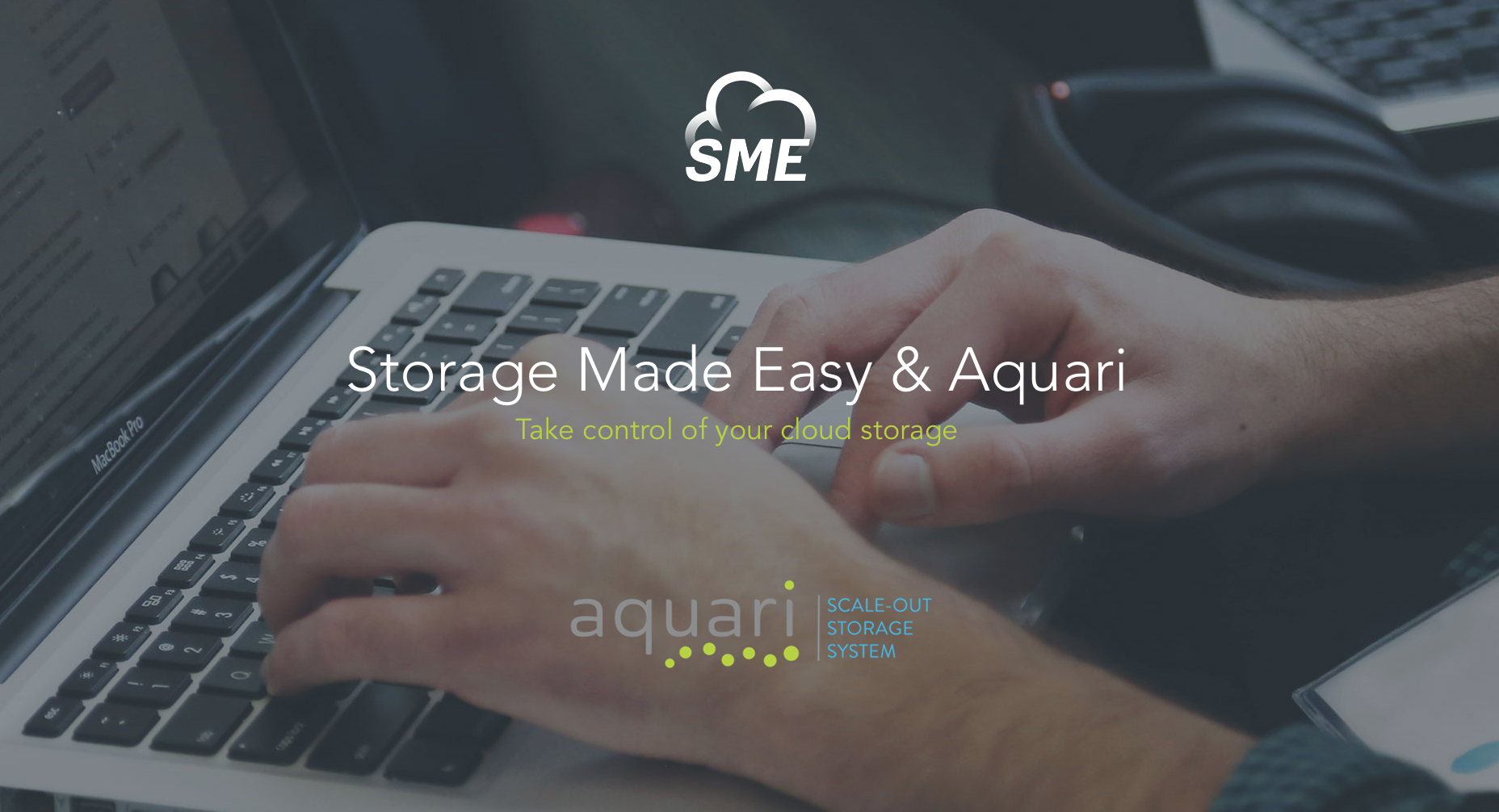 Storage Made Easy and Concurrent redefine the criteria for
