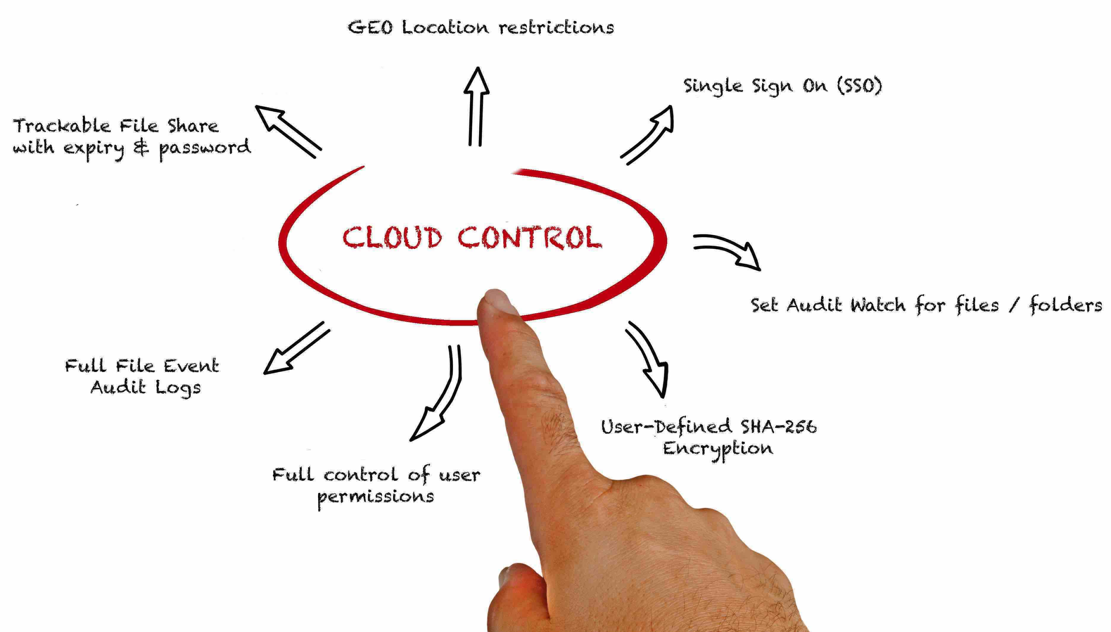 Information Governance and Cloud Control