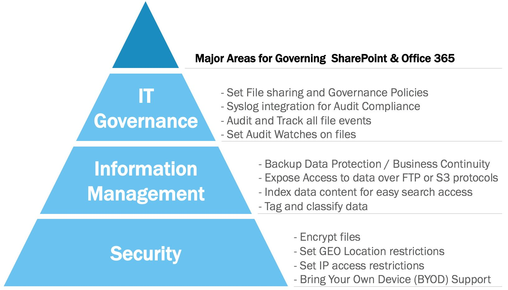 enterprise system governance essay Sector, the most kind of enterprise is governed by the corporations law   standards of behaviour and systems in place for auditing, risk management and.