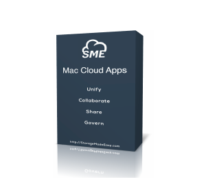 Storage Made Easy Mac Cloud Apps
